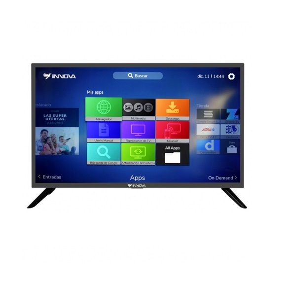 "TV LED 50"" 4K - KTC - ANDROID TV INNOVA"